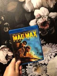 Mad Max Fury Road Blu Ray 藍光影碟