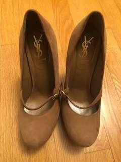 YSL Mary Janes (size 6.5)