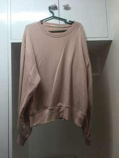 [REPRICED] Baby Pink Sweater