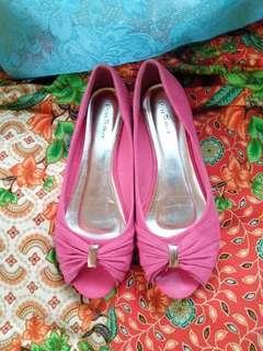 Preloved Pink Shoes