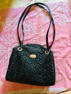 Preloved Black Sling Bag