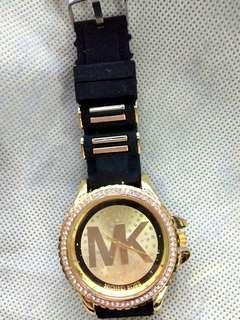降價求售MK 水鑽個性女錶