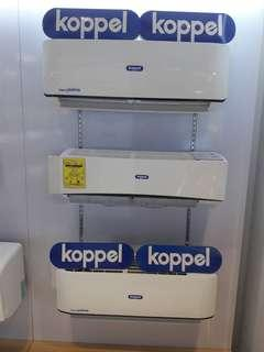 KOPPEL Split Type Aircons For Sale! 1hp to 2.5hp