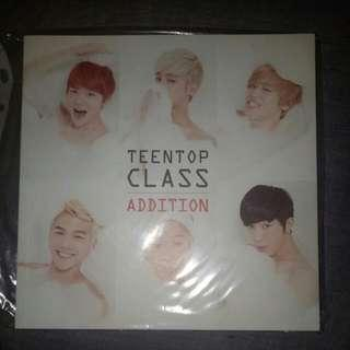 DISCOUNTED TEEN TOP CLASS ADDITION
