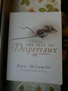 Tale of Despereaux fiction