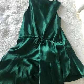 Saints and Secrets green dress