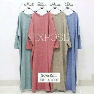 Baju Busui Soya Knit by Fixpose