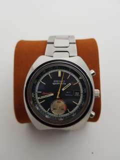 Seiko 5 sports speed timer 6139 - 7020