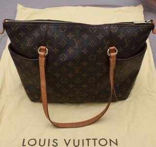 LV Totally Authentic