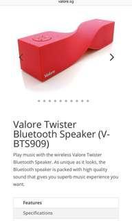 Valure Bluetooth speaker