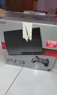 PS3 SONY (120GB)