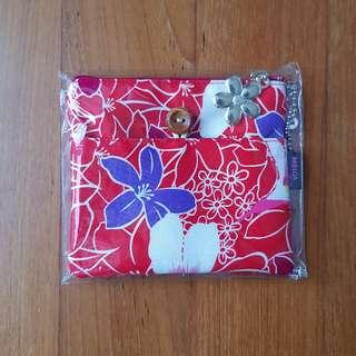 New Handmade Flower Design Wallet (from Taiwan!!)