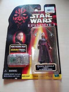 1998 MOSC Star Wars Action Figure