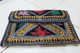 dompet besar motif aceh