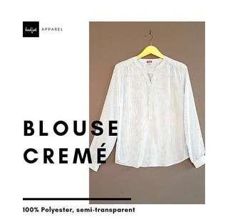 Striped Blouse Cremè