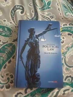 POLITICAL LAW BY GOROSPE