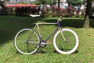 Vintage Rare Concorde Prelude Track Bicycle