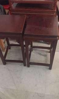 Chinese tables