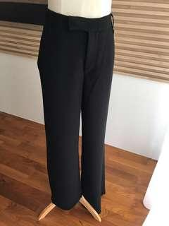 🚚 Zara classic black pants