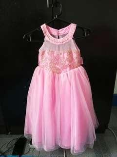 Iha Brand Toddler Gown