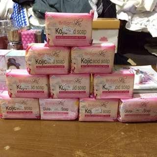 Brilliant Skin Kojic Acid Soap