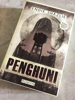 Novel penghuni