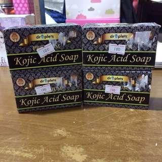 Droplets Kojic Acid Soap