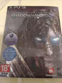 Shadow of Mordor (Special Edition 鐵盒版)