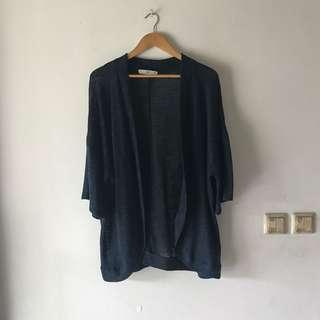 Mango - Knit Outer Navy