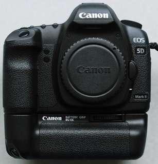 Canon 5D Mark II or 5dm2