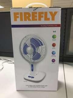 Firefly Fan with LED Light