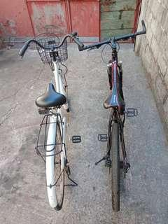 2 BICYCLES FOR ONLY 7,000