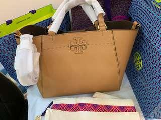 (CNY Sales) Authentic Tory Burch mini carryall totes