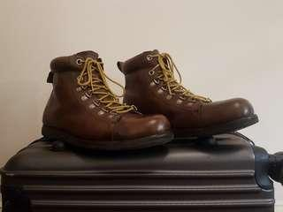 Timberland Boots Leather Shoes Mens