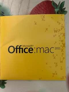 Mac Office 2011