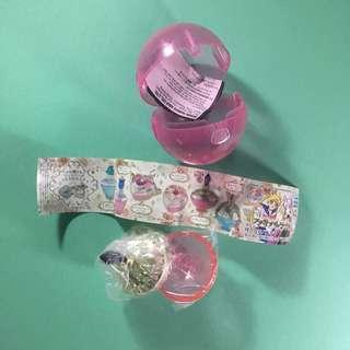 Sailor Moon Antique Jewellery Case 2 Gashapon (Black Lady)