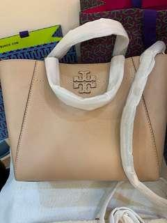 Authentic Tory Burch mini carryall totes
