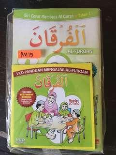 Cepat membaca Al-Quran tahap 1
