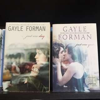 Just One Day Duology - Gayle Forman