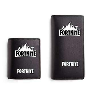 Fortnite Leather Embossed Merchandise Wallet