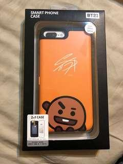 BT21 Shooky iPhone 7/8 Plus Casing
