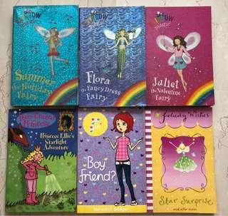 🚚 Rainbow Magic & Various other books for Girls