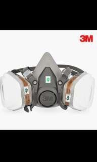 3M Respirator - Full Set mask