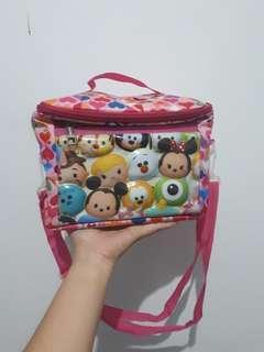 Tsum tsum insulated lunchbag