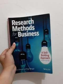 Research method for business