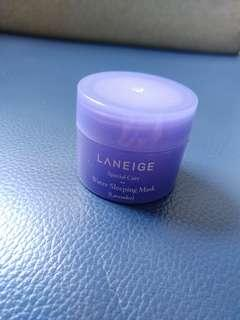 Laneige - Water Sleeping Mask - Lavender 15ml