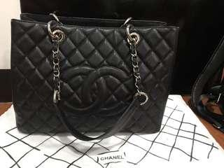 Chanel GST with dustbag and cards