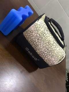 Cooler bag & ice brick