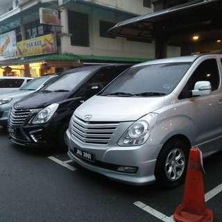 Transportation to Malaysia  with driver