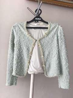 Outter Tosca Knitted